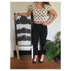 Forever 21 Cactus Crop Top